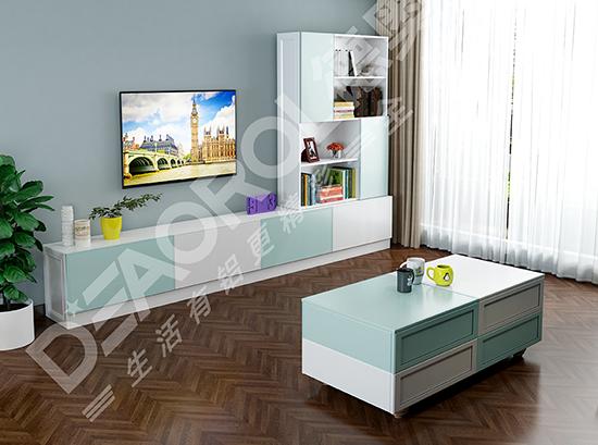 全铝电视柜型材