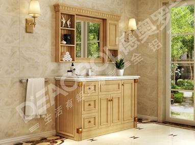 全铝家具浴室柜