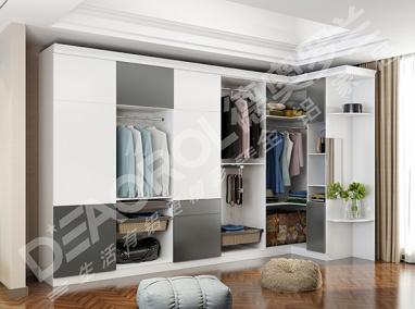 全铝定制衣柜